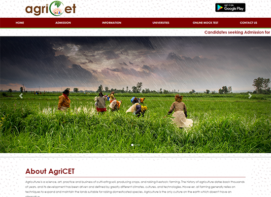 microtree client -Agricet